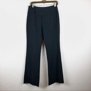 Cache | Black Solid Pants